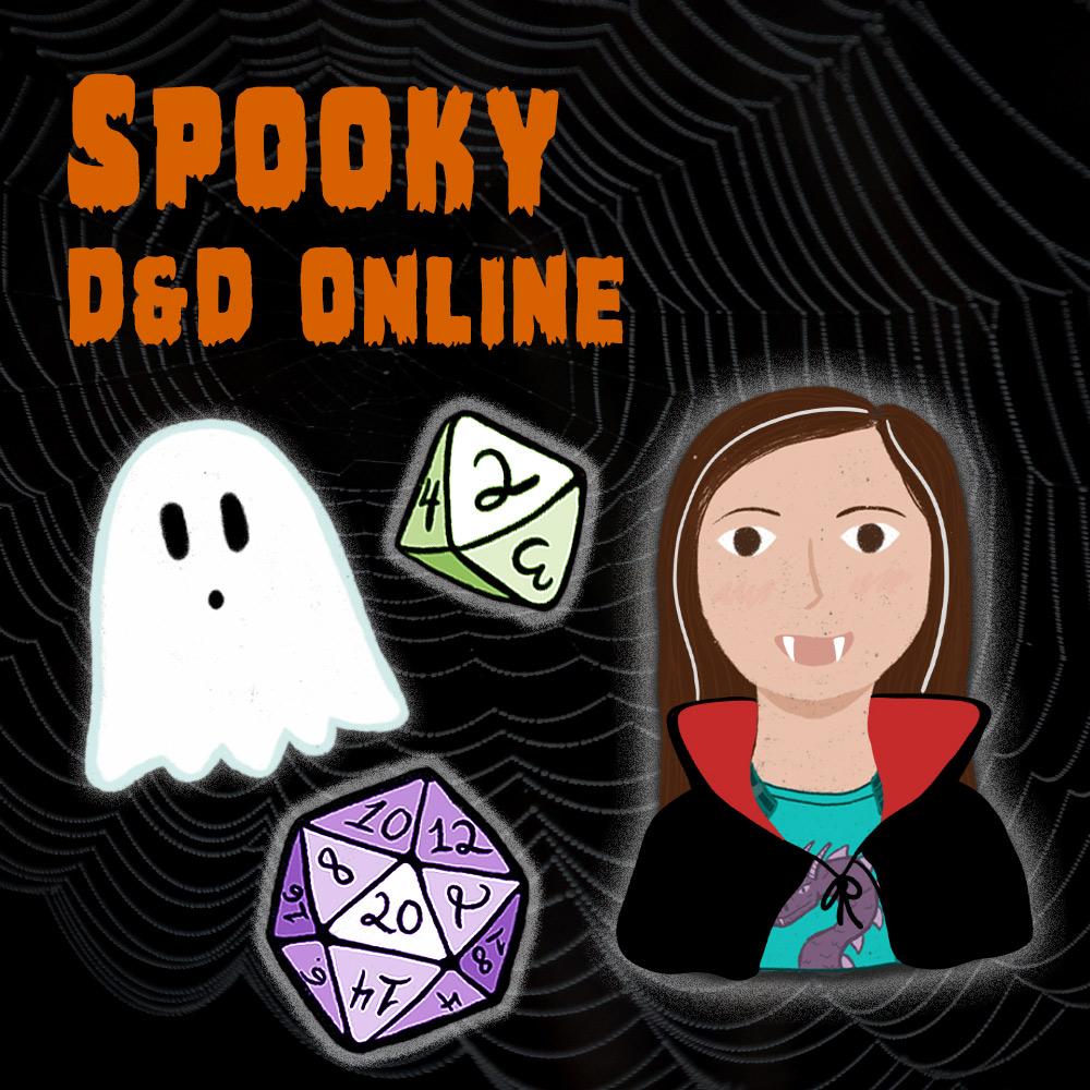 Spooky D&D Online