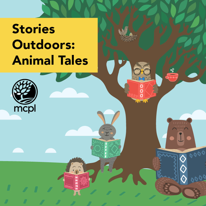 Stories Outdoors: Animal Tales