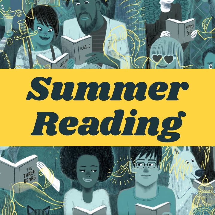 Summer Reading Games