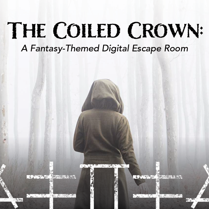 Coiled Crown: A Fantasy-Themed Digital Escape Room