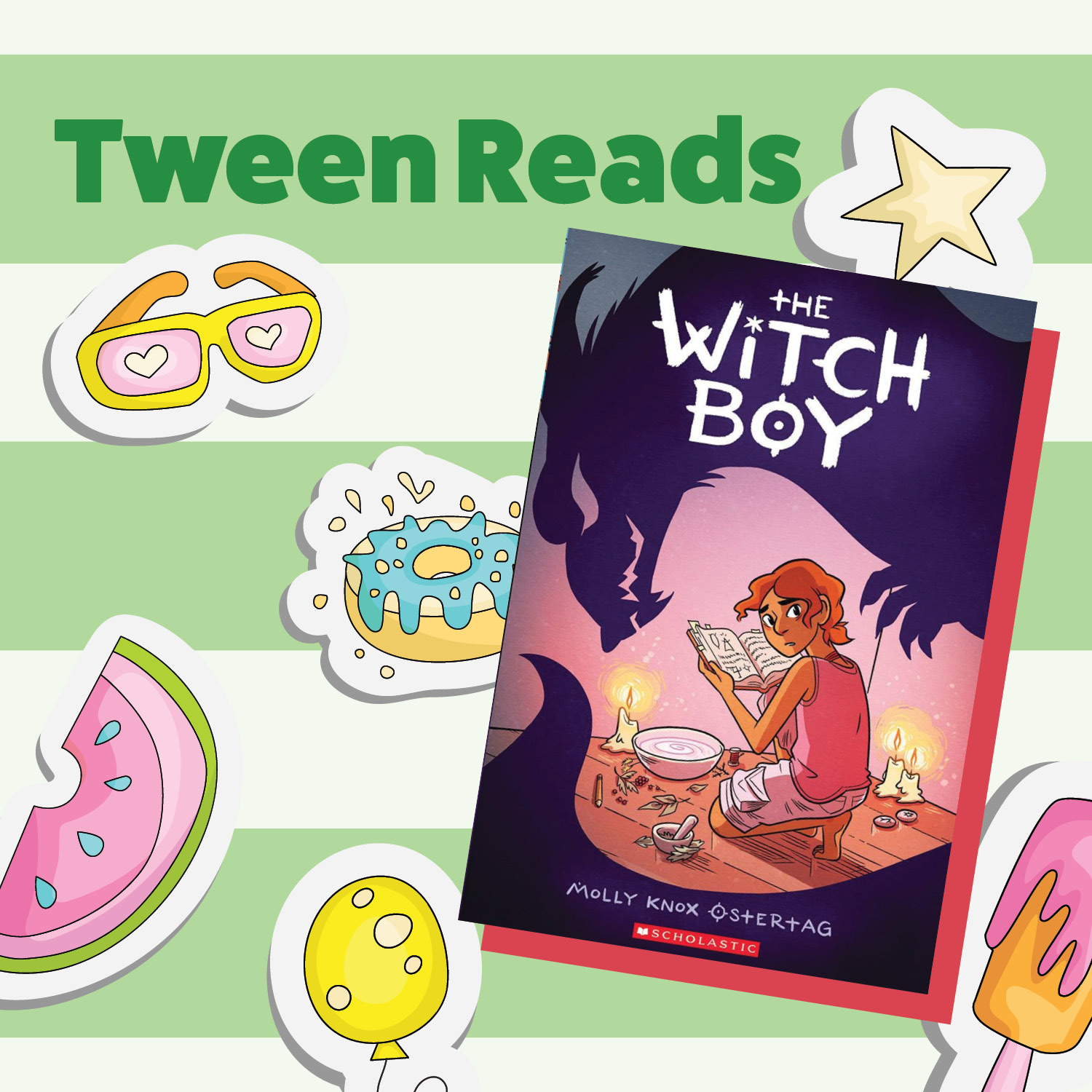 Tween Reads: The Witch Boy