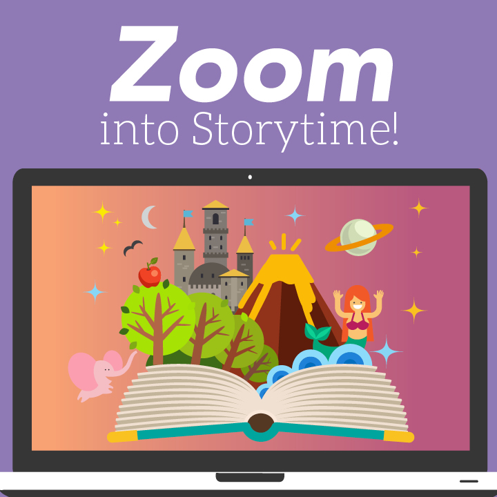 Zoom into Storytime!