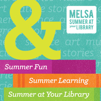 Melsa Summer at Your Library