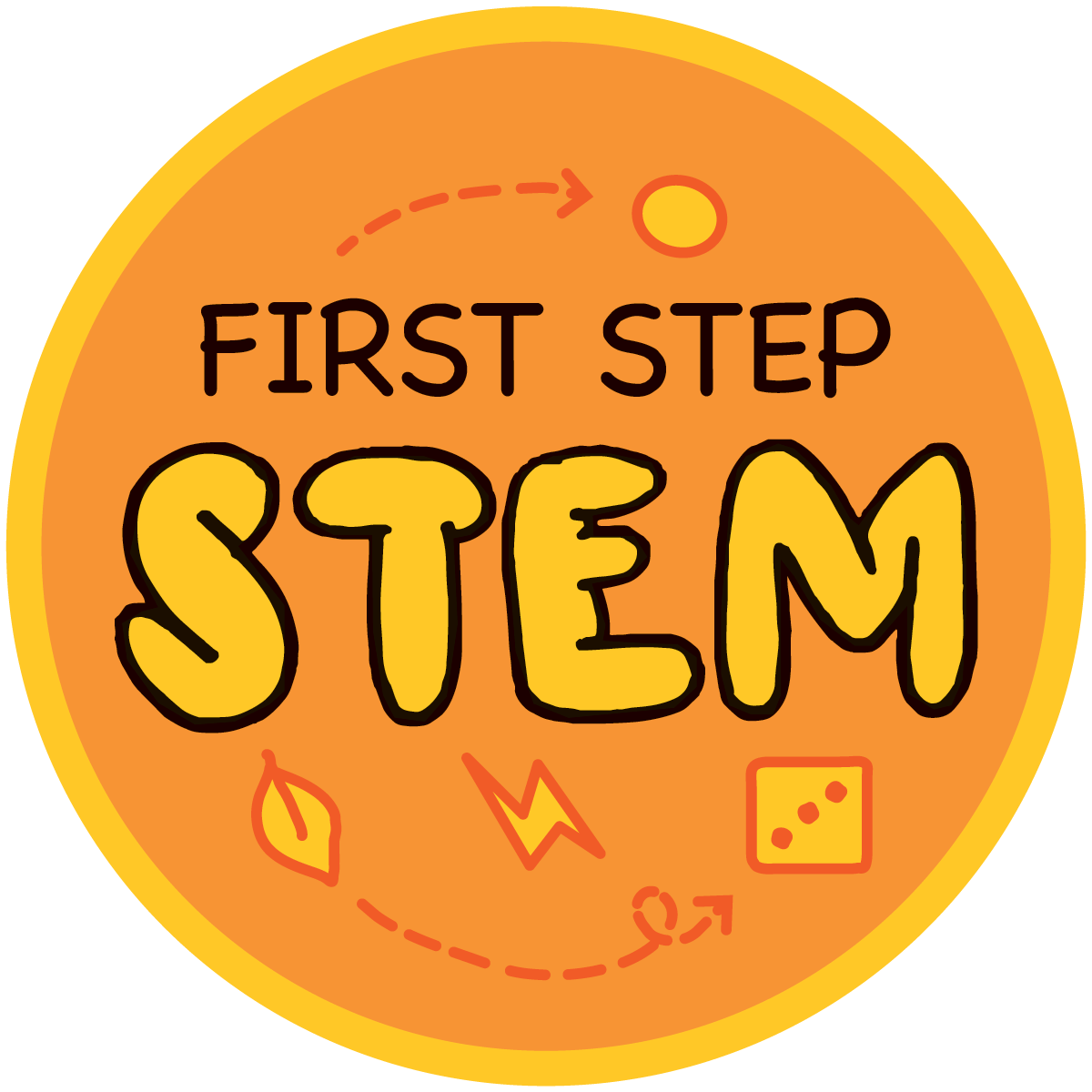 First Step STEM logo