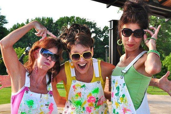 Splatter Sisters