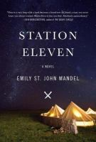book cover of Station Eleven by Emily St. John Mandel
