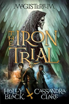 The Iron Trial Book Cover