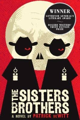 The Sisters Brothers Book Cover