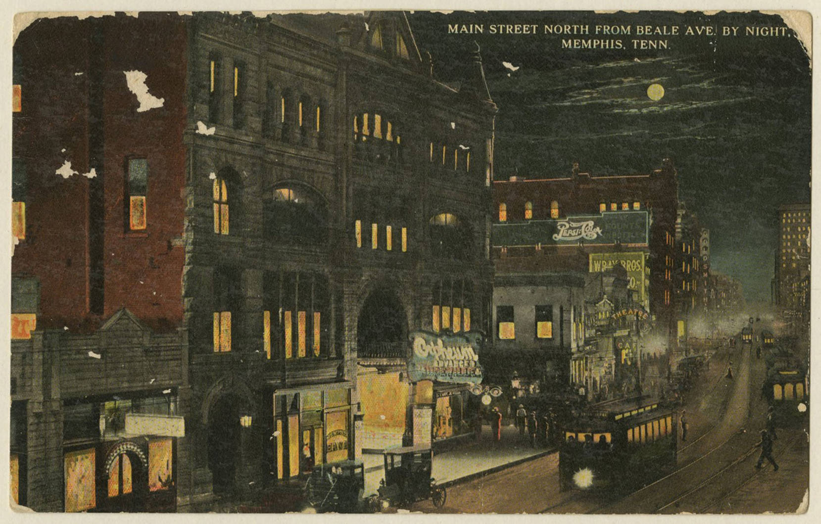 Main and Beale 1911