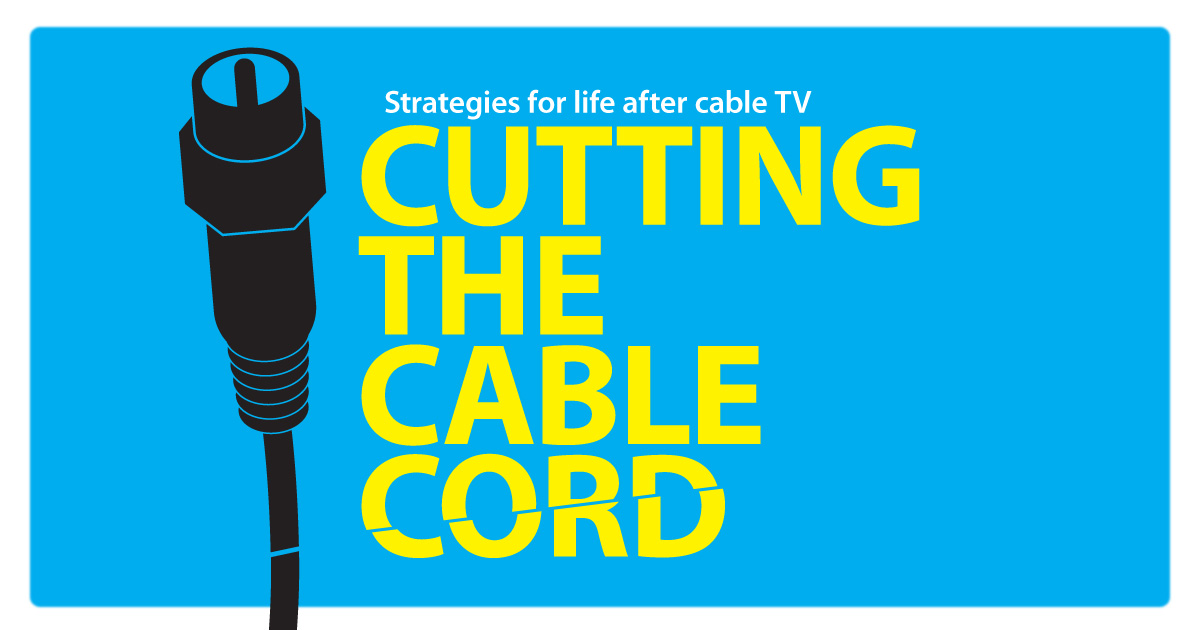 Cutting the Cable Cord logo