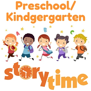 Image result for preschool and kindergarten storytime