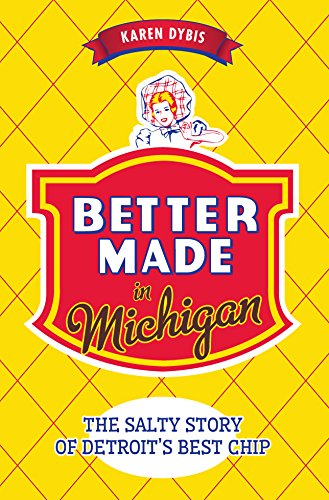 Better Made in Michigan book cover