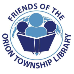 Friends of the Orion Township Library - Logo