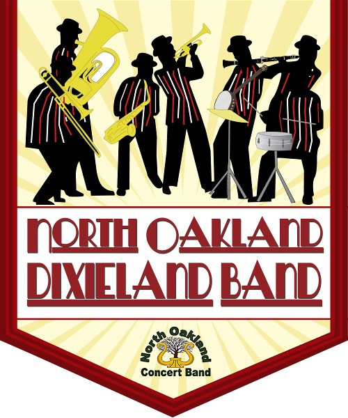 North Oakland Dixie Land Band logo