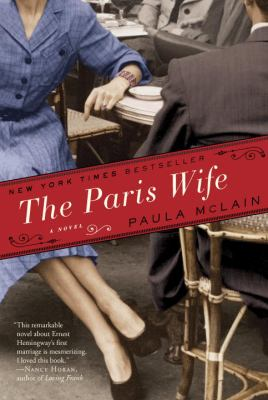 The Paris Wife - cover img
