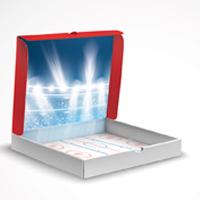 Box Hockey Arena