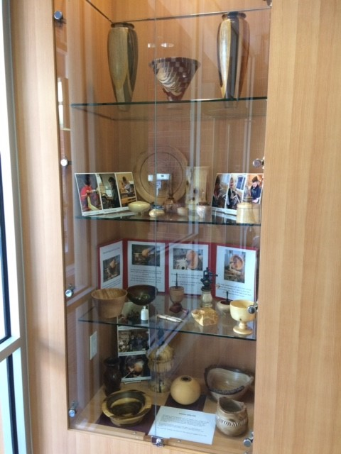 Lobby Display Case image