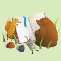 Story Time Woodland Creatures