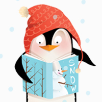 Winter Story Time Penguin