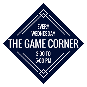 The Game Corner logo