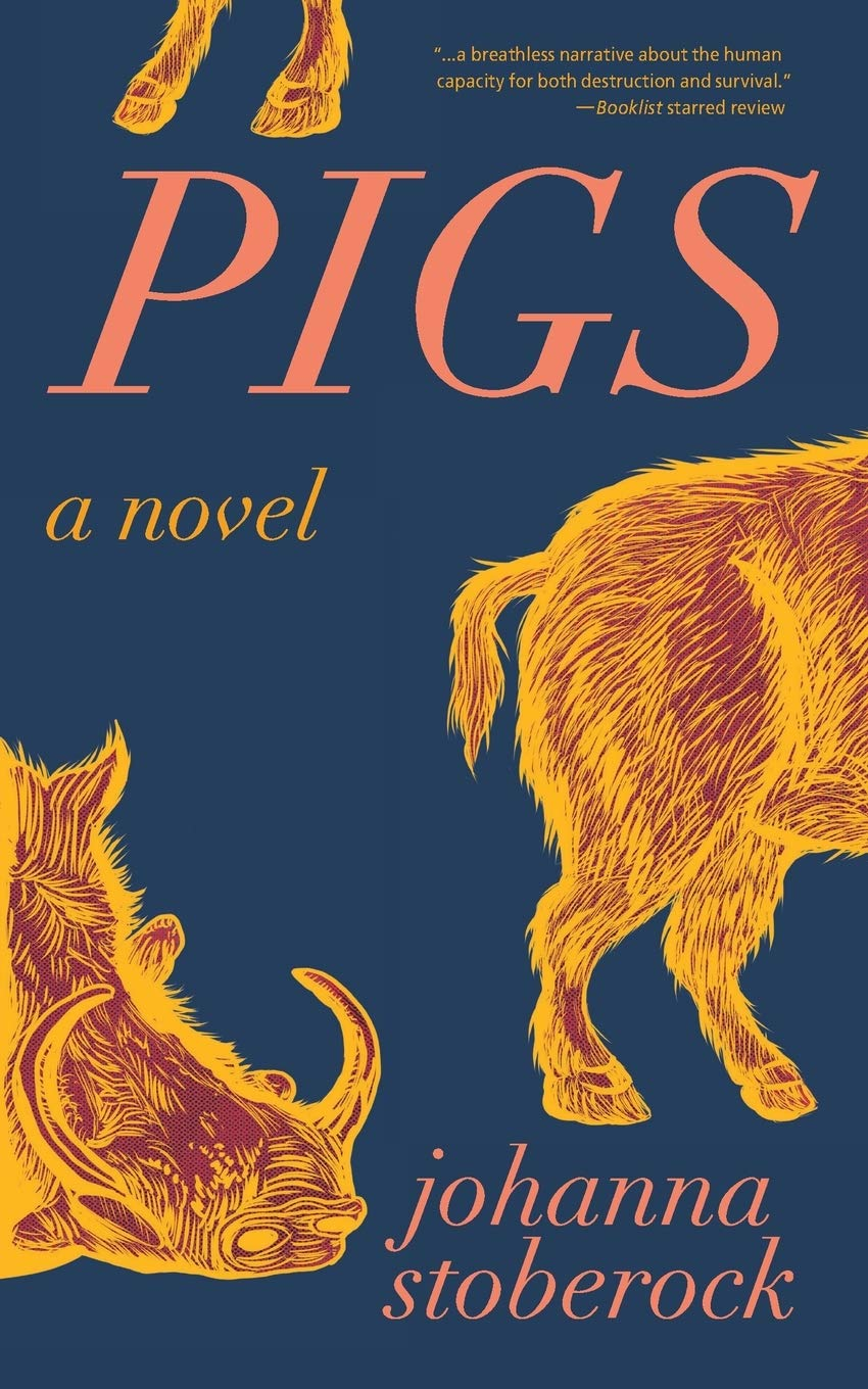 Pigs book cover