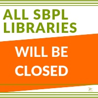 libraries are closed