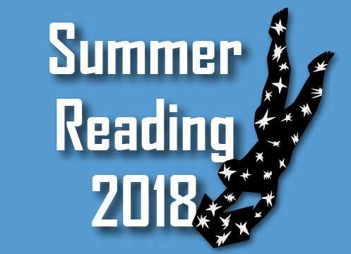 Adult Summer Reading Logo