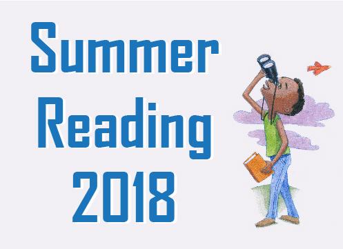 Summer reading 2018 Kids