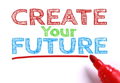 Create Your Future Graphic