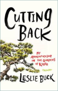 Cutting Back by Leslie Buck book cover
