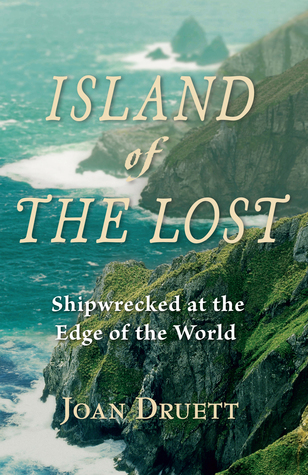 Island of the Lost book cover