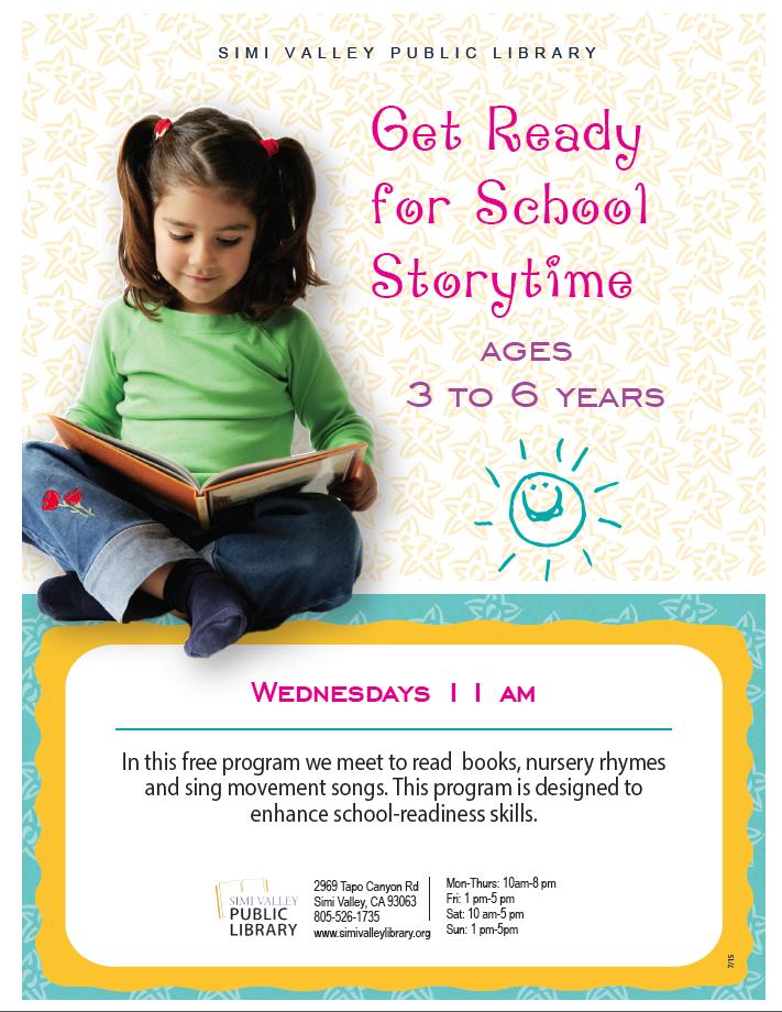 Children | Simi Valley Public Library