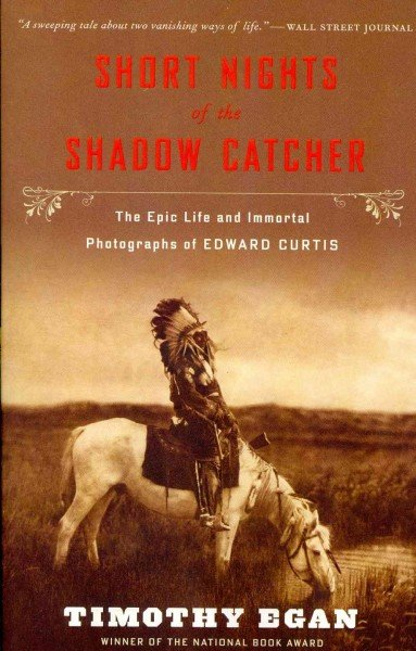 Cover - Short Nights of the Shadow Catcher