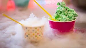SLO Library Presents: Liquid Nitrogen Ice Cream-Teen Maker