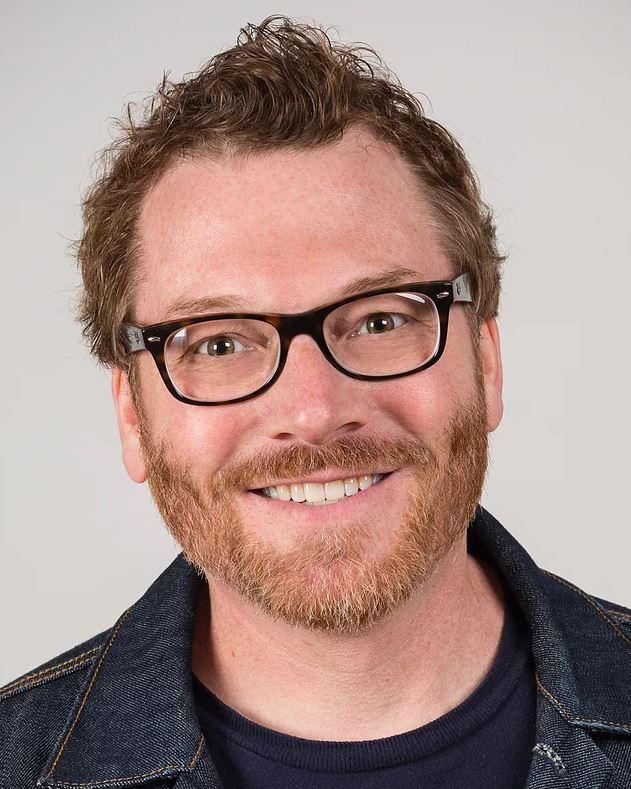 photo of David Giffels