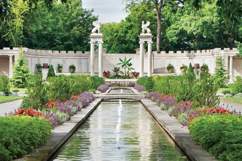 Unternyer Garden