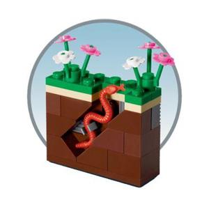 Earthworm LEGO
