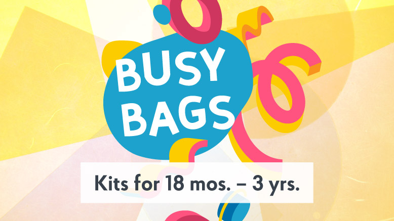 Busy Bag: Little Mouse Felt Game