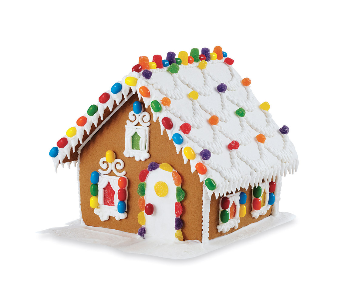Wtpl Try It Gingerbread Houses