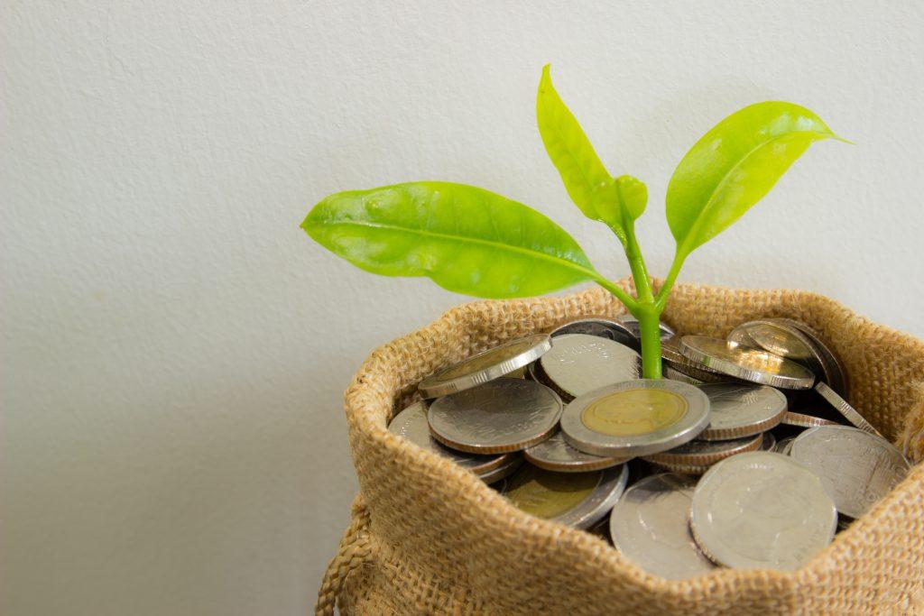 alcançar a riqueza