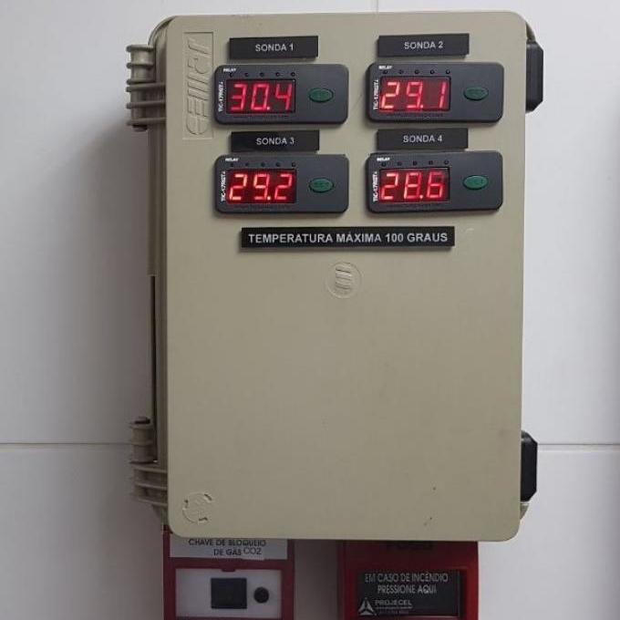 Quadro Monitor De Sondas