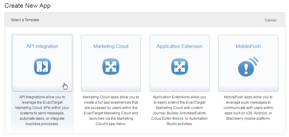 Salesforce Marketing Cloud Exacttarget Connector Formassembly
