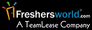 Freshersworld logo - India's No.1 Job Portal for freshers
