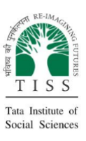 Assistant Programme Officer/Programme Officer Jobs in Mumbai - TISS