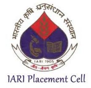 Research Associate / JRF/SRF /Young Professional Jobs in Delhi - IARI