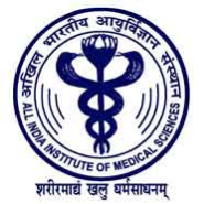 Data Entry Operator/ SRF Jobs in Delhi - AIIMS Delhi