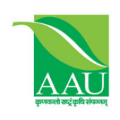SRF Life Science Jobs in Anand - Anand Agricultural University