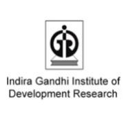 Ph.D. Programmes Jobs in Mumbai - IGIDR