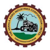kerala agro industries corporation ltd