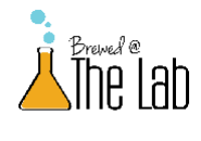 Brewed at The Lab